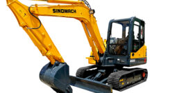 Mini-Excavadora GE80H