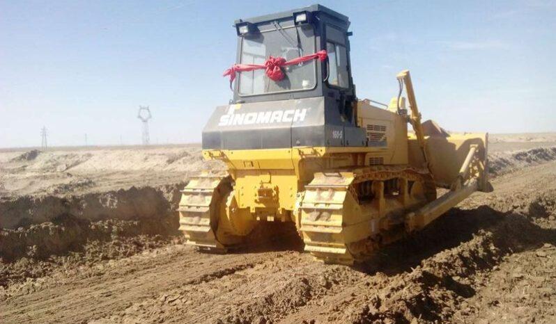 Bulldozer GTY160 lleno