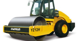 Rodillo aplanadora/apisonadora YZ12H con Rexroth